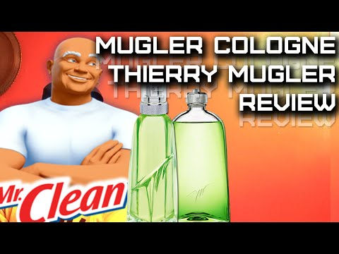 Mugler Cologne by Thierry Mugler Men's Fragrance Review | The Best Soapy for Men?