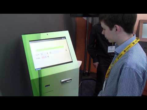 Bitcoin ATM BTCPoint video