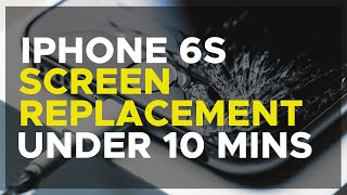 How to Replace iPhone 6S Screen - Complete Repair Guide