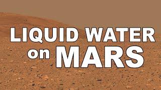 Mars - Calcium Perchlorate