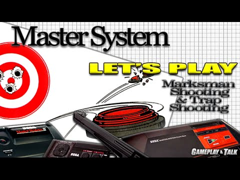 Let's Play Marksman Shooting/Trap Shooting for the Master System