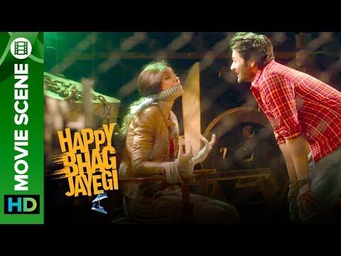 Diana Penty gets kidnapped in Lahore   Happy Bhag Jayegi