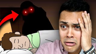 REACTING TO THE SCARIEST SHORT STORY ANIMATIONS (Wansee Entertainment)