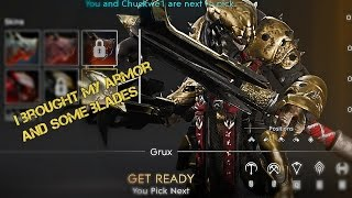 PARAGON: Gilded Scarab Grux - Kill Them All