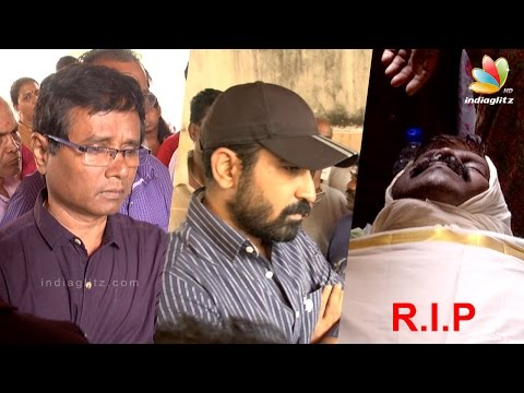Lyricist-Annamalai-death-mourned-by-Vijay-Antony-Director-Sasi-celebrities-Funeral-Video