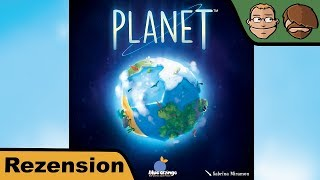 Planet - Brettspiel - Review