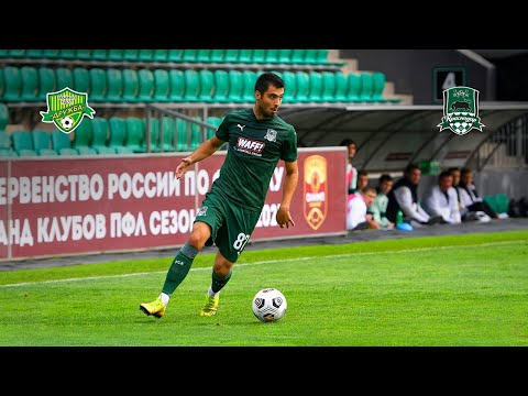 Maykop – Krasnodar III :  1-4  (Full Maç)