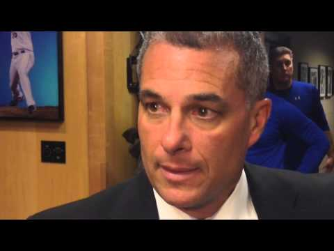 Royals GM Dayton Moore on heartbreak and moving forward