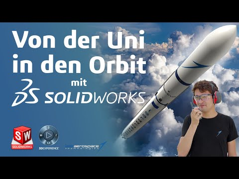 Mit SOLIDWORKS von der Uni in den Orbit - Isar Aerospace Technologies GmbH
