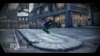 Realistic EA Skate 2 gameplay