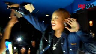 Exclusive: Rapper Da Brat Rips The Stage in Atlanta with Rare Performance