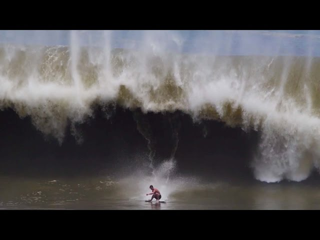 Brad Domke Skimboards Better Than You'll Ever Surf