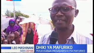Kilio cha waathiriwa wa eneo la Garissa na Tana River