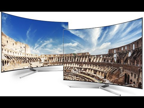 Top 3 Curved 4K TVs 2017 | Best Curved 4K TV Review | Hisense LG Samsung