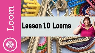 1.0 How To Loom Knit  | Overview (Part 1/2)