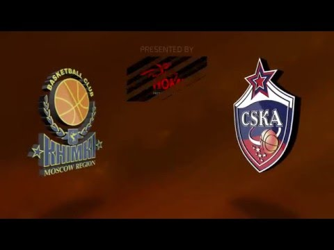 Highlights: Top 16, Round 1, Khimki Moscow Region 91-89 CSKA Moscow