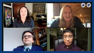"Rafal Pankowski in a debate ""Democratic Dictatorship: Trump, Facebook & The Global Rise of Far-Right Extremism"", 7.04.2021."