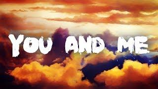 Marshmello   You & Me (Lyric  Lyrics Video)