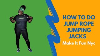 Jump Into Spring (Jump Rope Challenge) Day 4
