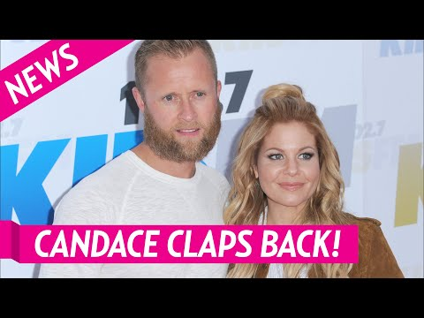 Candace Cameron Bure Claps Back Over 'Inappropriate' Photo With Husband