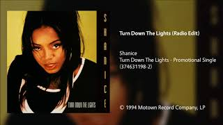 Shanice Turn Down The Lights Radio Version Video