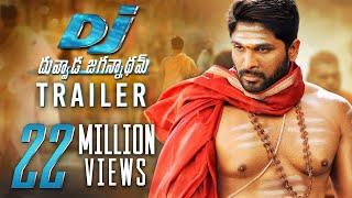 'DJ - Duvvada Jagannadham' Trailer