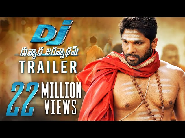 DJ Duvvada Jagannadham Full Movie Watch Online Free | Allu Arjun, Pooja Hedge