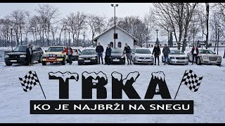 TRKA! BMW vs AUDI vs RR vs VW vs FIAT vs OPEL vs CHRYSLER
