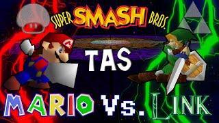 SSB64: Mario VS Link TAS - dooclip.me