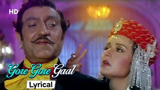 Gore Gore Gaal With Lyrics | Jai Vikranta (1995   - YouTube