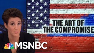 Lifting Russian Sanctions Key To Trump Deal Exposed By Michael Cohen | Rachel Maddow | MSNBC