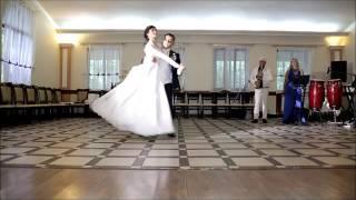 Романтичный и нежный свадебный танец