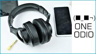 Gadget Time: OneOdio Fusion A70 - Erstaunliche gute Low Budget Studio Kopfhörer