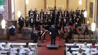 preview picture of video 'Sommerkonzert der Kyritzer Kantorei 2013'