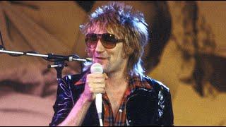 Rod Stewart - Da Ya pensa que eu sou Sexy 1979 'UNICEF Concert'(HQ Audio)