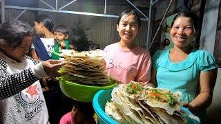 Bánh Tráng thơm ngon dành cho trẻ em Đồng Bào - Hương vị đồng quê - Bến Tre - Miền Tây