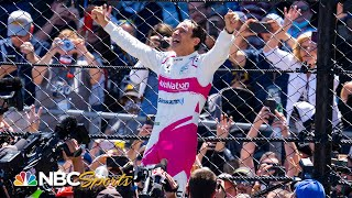 Indy 500: Helio Castroneves wins Indianapolis 500, becomes four-time winner | Motorsports on NBC