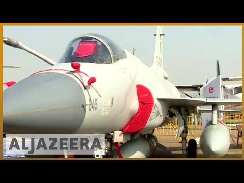 🇨🇳China air show of military strength | Al Jazeera English