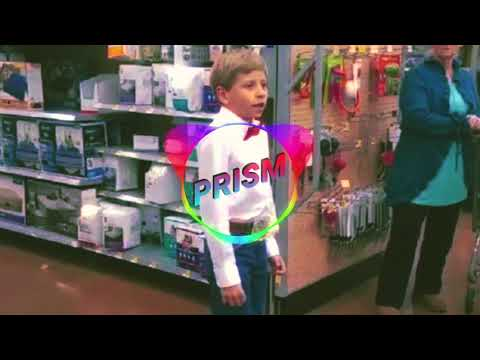 Kid Singing in Walmart (Lowercase EDM Remix)
