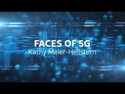 AT&T's Faces of 5G: Kathy Meier-Hellstern | AT&T-youtubevideotext