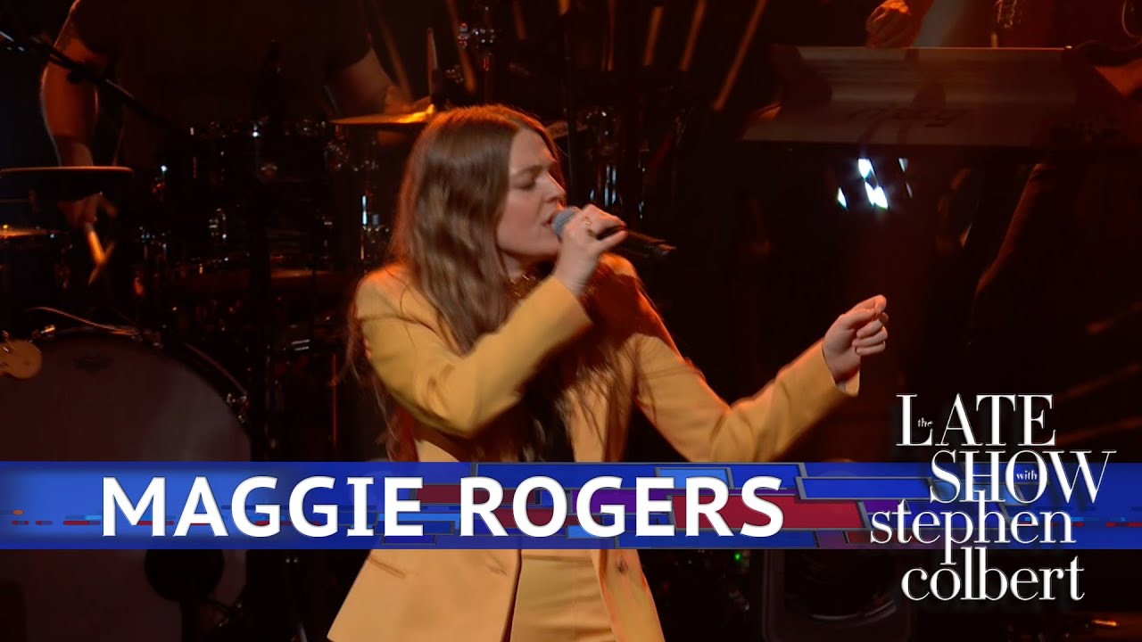 Maggie Rogers Performs 'Burning' thumbnail
