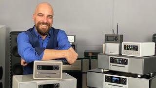 Hier stellen wir die Radiofamilien der Marke Sonoro vor. HiFi, Internetradio, CD-Player in einem.