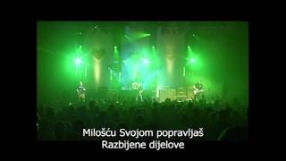 Kutless - Troubled Heart (w/croatian subtitle)