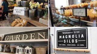 Visiting Magnolia Market Silos