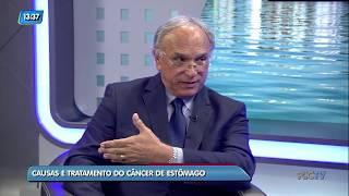 Causas e tratamento do câncer de estômago: entrevista com médico oncologista