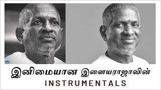 Relaxing Ilayaraja Instrumental Melodies BGMs | Flute, Violin, Veenai