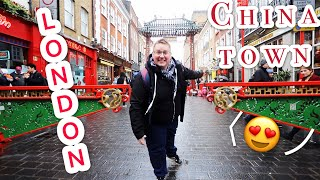 Is LONDON CHINATOWN the BEST in the whole WORLD?