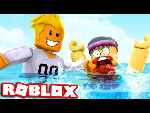 DROWNING PEOPLE IN ROBLOX