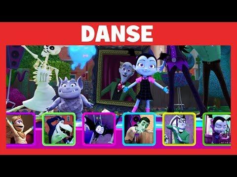 Vampirina - Les leçons de danse : La danse du pas terrifiant