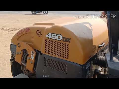 450DX Tandem Vibratory Compactor